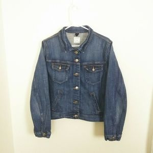 J. Crew Denim Jean Jacket